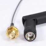 Kabelkonfektion z.b. WLAN-SMA