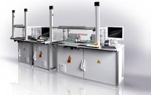 Automatische Prüfanlagen und Messanlagen